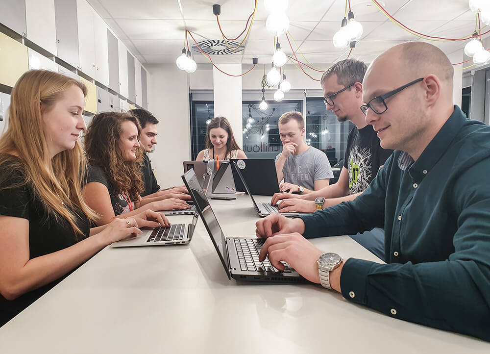 Hackathon w Katowiach