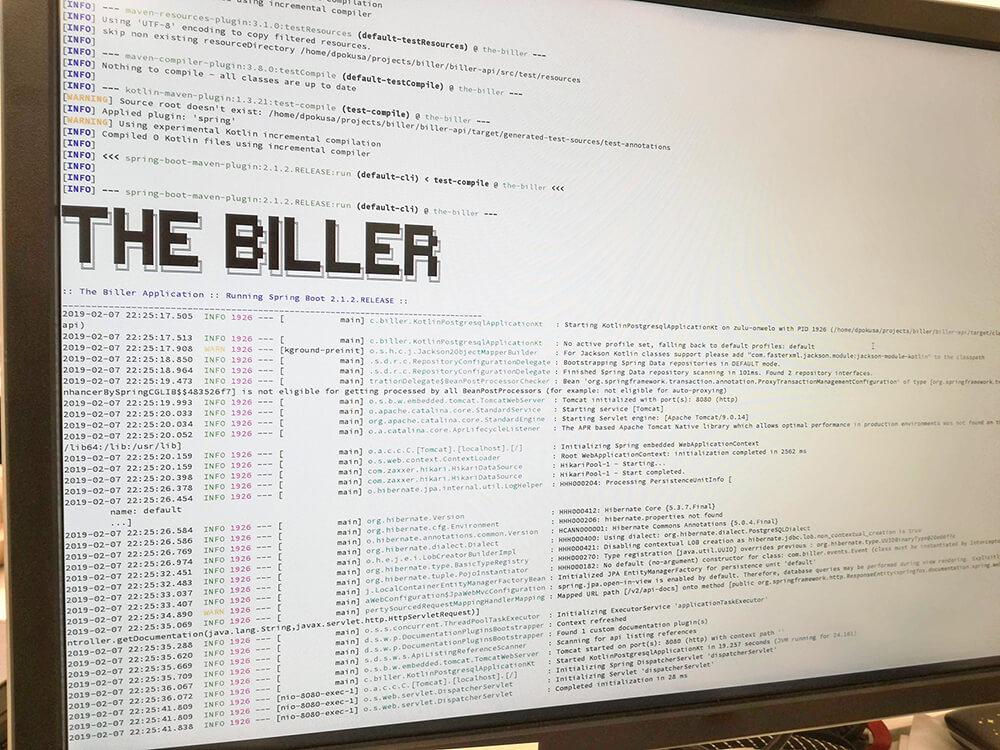 The Biller – aplikacja do rozliczeń ze znajomymi