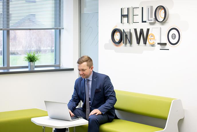 Mirosław Sołowiej – SAP Business Unit Director w Onwelo