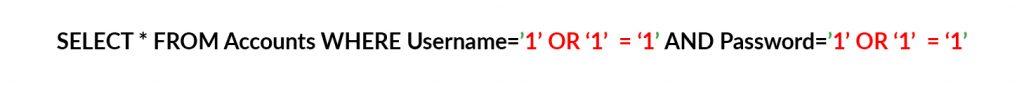 SQL Injection – zapytanie 2